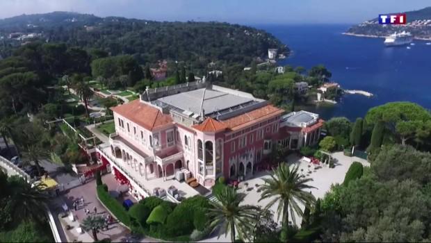 Les villas de la Côte d'Azur (2/5) : la villa Ephrussi de Rotschild