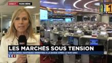 """""""Non"""" au référendum grec : """"Aucun vent de panique"""" sur les marchés financiers"""