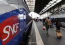 Un TGV en gare (image d'archives)