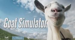 """""""Goat Simulator"""", le jeu vidéo dans lequel vous incarnez une chèvre."""