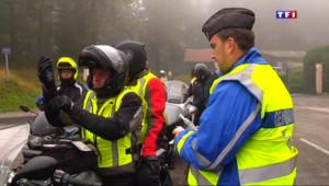 Le 20 heures du 16 août 2015 : Opération contrôle routier dans 18 départements - 461