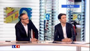 Le Buzz (1/2)- Vendredi 16.09.11 Les applications mobiles