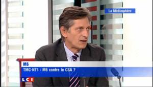 """Nicolas de Tavernost : """"TMC, NT1 : le CSA a fait une erreur"""""""