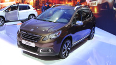 Peugeot 2008 Salon Genve 2013