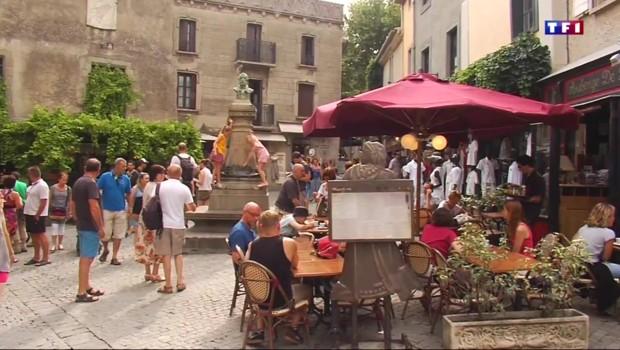 Succès estival pour la cité médiévale de Carcassonne
