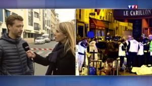 """Témoignage rue de Charonne : """"Ca dure très longtemps, ils vident le chargeur, c'est un massacre"""""""