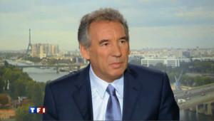 """François Bayrou : """"oui, il faudra être candidat à la présidentielle"""""""