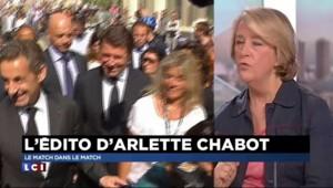 L'édito d'Arlette Chabot : Manuel Valls ou Nicolas Sarkozy, qui remportera les régionales ?
