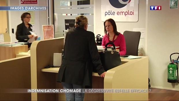 La dégressivité de l'allocation chômage de retour en France ?