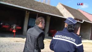 Le 13 heures du 18 mars 2015 : Les voleurs prennent la clef des champs - 689.435