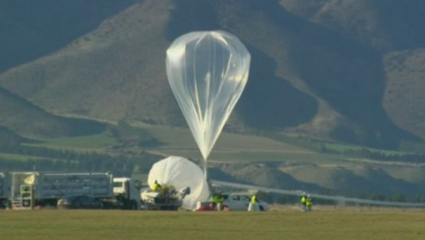 Record Nasa Ballon