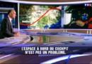 Solar Impulse : l'interview du pilote Bertrand Piccard en plein vol