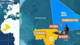 Mali : l'armée française déjà à l'oeuvre contre les islamistes