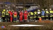 Accident ferroviaire en Bavière : la piste de l'erreur humaine avancée