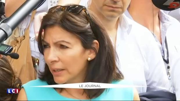 """Anne Hidalgo : """"Nous avons renforcé la sécurité"""" de Paris Plages"""