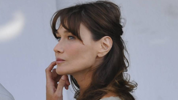 Carla Bruni Sarkozy Midnight in Paris Woody Allen