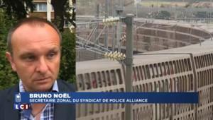 """Eurotunnel à Calais : """"On vit un drame humain"""" après la mort d'un migrant"""