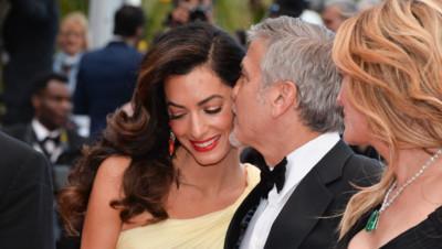 George Clooney Amal Cannes 2016