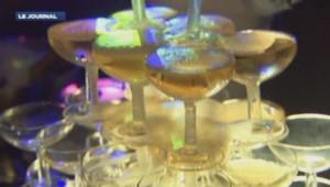 Le soir de la Saint-Sylvestre, le Champagne risque de couler à flot
