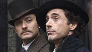 Sherlock Holmes de Guy Ritchie, Robert Downey Jr. et Jude Law