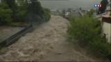 Crues : une deuxième victime, les Pyrénées-Atlantiques restent en alerte rouge