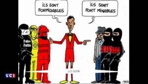 Attentats à Bruxelles : compilation des dessins en hommages aux victimes
