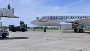 avion présidentiel Airbus A319