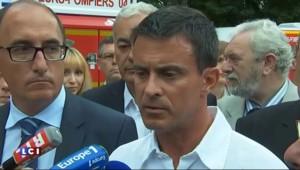 """Démission de François Rebsamen : """"Il faut respecter ce choix"""" réagit Valls"""
