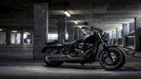 Harley-Davidson Dyna Fat Bob 2014