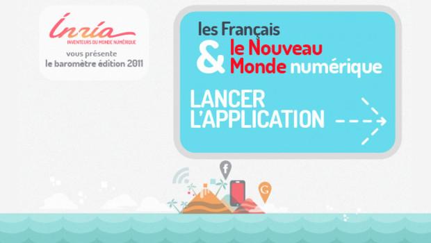 Les Français et le nouveau monde numérique