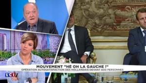 """Macron peut-il quitter le gouvernement ? """"Tant que c'est comme ça, il va rester"""""""