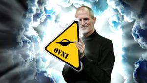 Steve Jobs (montage photo)