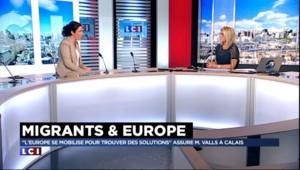 """Crise migratoire : """"La Grèce est vraiment un pays clé dans cette problématique"""""""