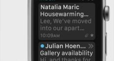 Découvrez la nouvelle Apple Watch