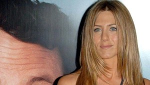 Jennifer Aniston, en 2006, à Londres