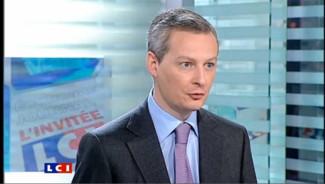 LCI - Bruno Le Maire est l'invité politique de Christophe Barbier