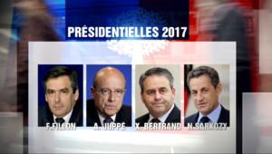 Le 13 heures du 20 septembre 2014 : 2017 : �'UMP, la bataille s'annonce tendue - 661.497