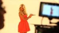 Making-Of du Teaser avec Victoria Silvstedt