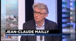 """Prime d'activité pour les jeunes : """"une mesure pas très claire"""" selon Jean-Claude Mailly"""