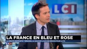 Régionales : Bournazel ouvert au dialogue avec le PS en Île-de-France