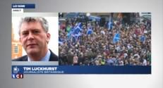"""T. Luckhurst : En Ecosse, """"J'attends un réflexe conservateur de peur"""""""