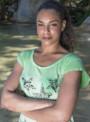 Christina, grande gagnante de Koh-Lanta en 2009 Palau en Micronésie. Cette aventurière revient pour prouver que son titre de gagnante est bien mérité.