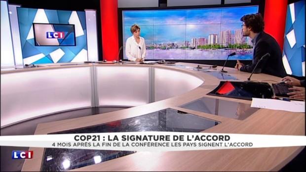 COP21 : 165 pays devraient signer l'Accord de Paris