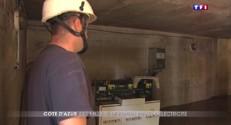 Crues dans le sud-est : des milliers de foyers toujours privés d'électricité