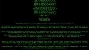 La page web du Cern piratée par The Greek Security Team
