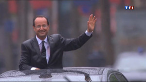 Le 13 heures du 6 mai 2013 : La premi� ann�de Fran�s Hollande en images - 197.858