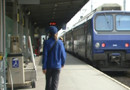 Le quai d'une gare SNCF (archives).