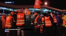 Les routiers ont décidé de lever leur blocage du péage de Saint-Arnoult