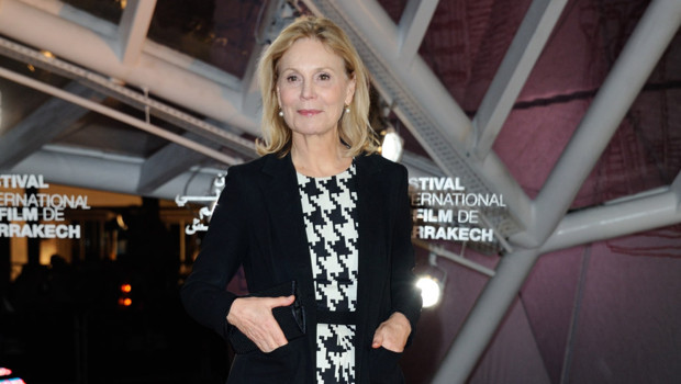 Marthe Keller au 15ème Festival du Film International de Marrakech le 9 décembre 2015.