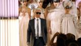"""Karl Lagerfeld : """"J'ai une mentalité de tueur professionnel"""""""